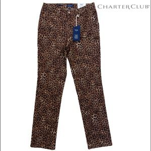 CHARTER CLUB Straight Leg